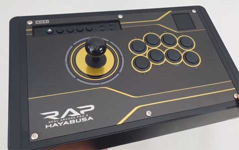 Hori Real Arcade Pro N Hayabusa. El Arcade Stick Premium de Hori 1